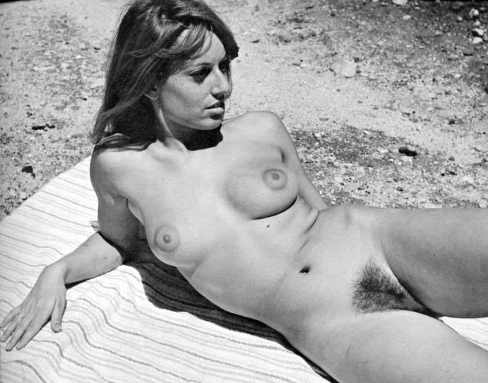 Шестидесятые годы порно, Ретро порно. Винтажная эротика. Волосатые киски из 6 фотография