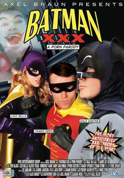 Batman XXX is now available for preorder from AVU and Adult DVD Empire.