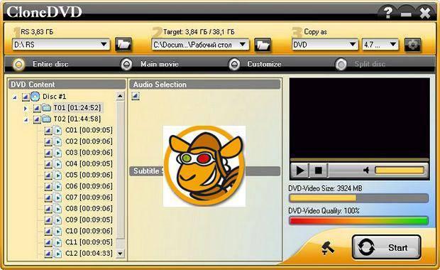 Total Commander Wolfish Lair 1.1.4 - самый мощный и. SlySoft Software AnyDV