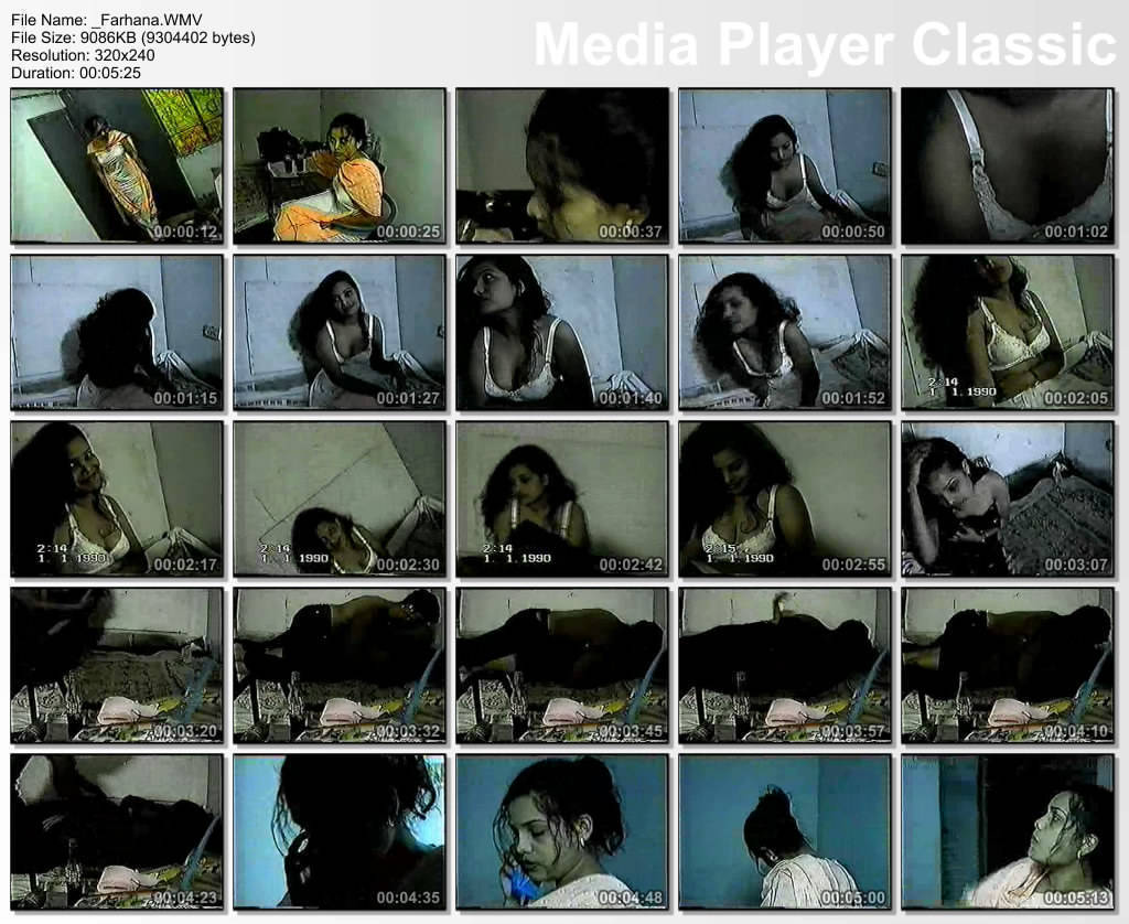Farhana with her secret bf in his room : Indian Sex Videos