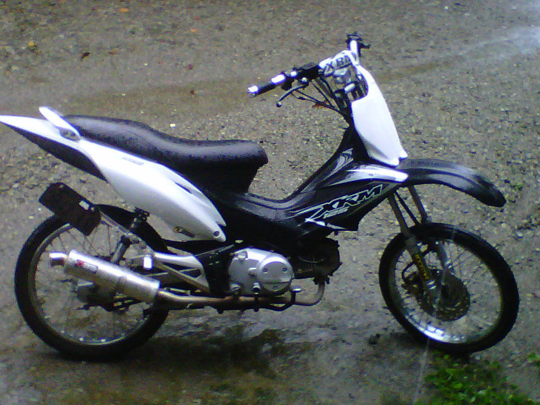 Xrm Dual Sport To Motard W Pictures
