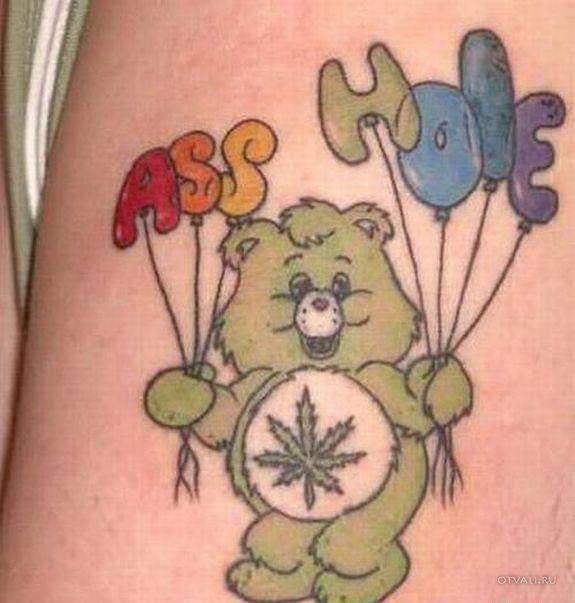 Szalone tatuaże #3 30