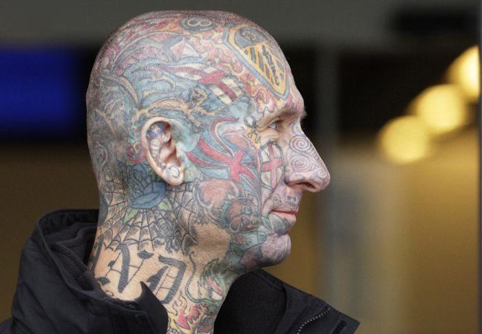 Hardcorowe tatuaże 29