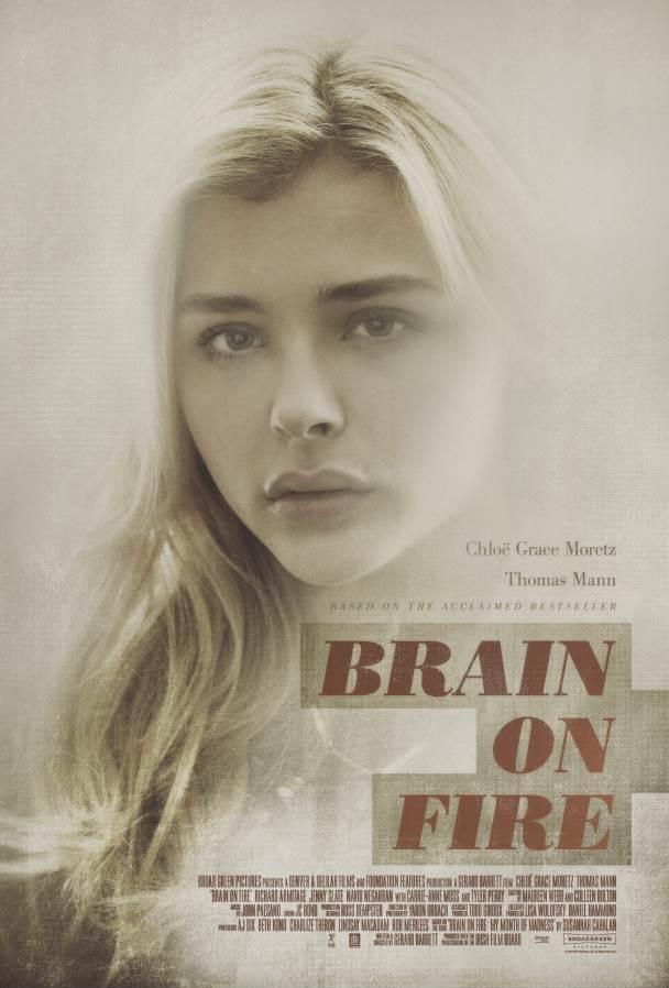 Brain on Fire 2017 HDRip XviD AC3EVO