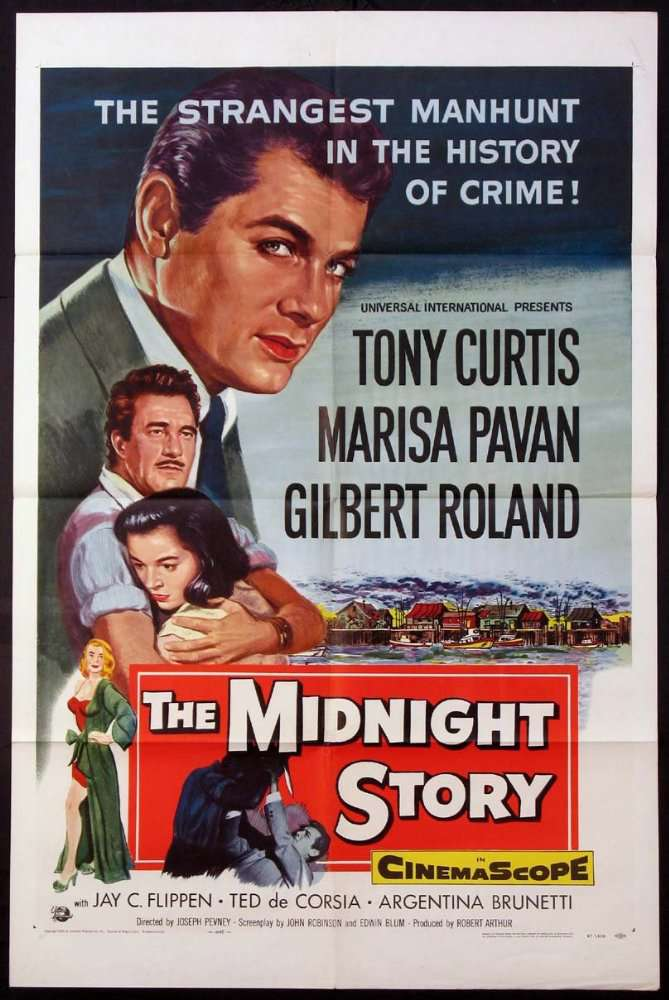The Midnight Story 1957 DVDRip x264GHOULS