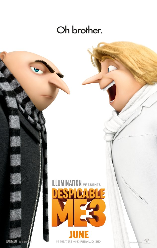 Despicable Me 3 2017 BLURRED TS x264  THESTiG