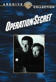 Operation Secret 1952 DVDRip XViD
