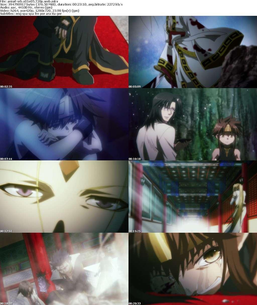 Saiyuki Reload Blast S01E05 720p WEB x264-ANiURL