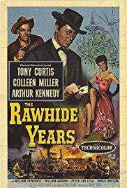 The Rawhide Years 1955 DVDRip XViD