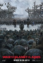 War for the Planet of the Apes 2017 BRRip XviD AC3-EVO