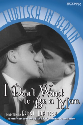I Dont Want To Be A Man 1918 BDRip x264-GHOULS