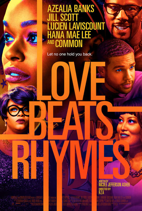 Love Beats Rhymes 2017 HDRip XviD AC3-EVO