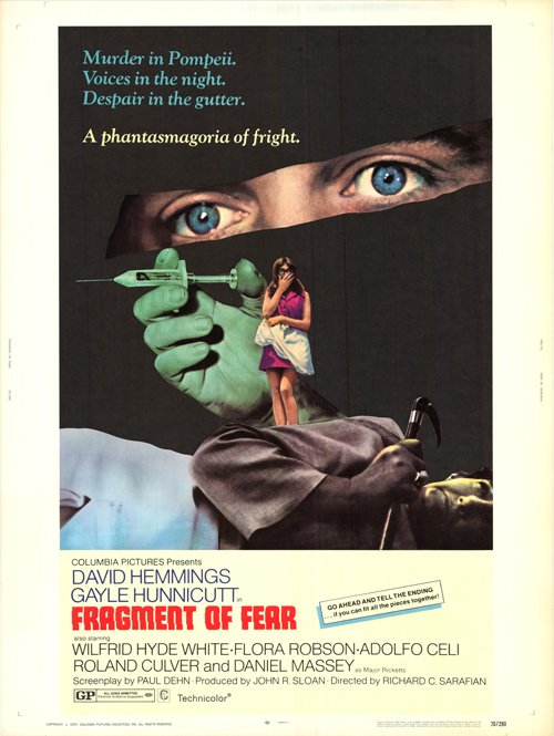 Fragment Of Fear 1970 480p x264-mSD