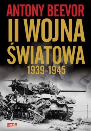 Druga wojna światowa - Antony Beevor