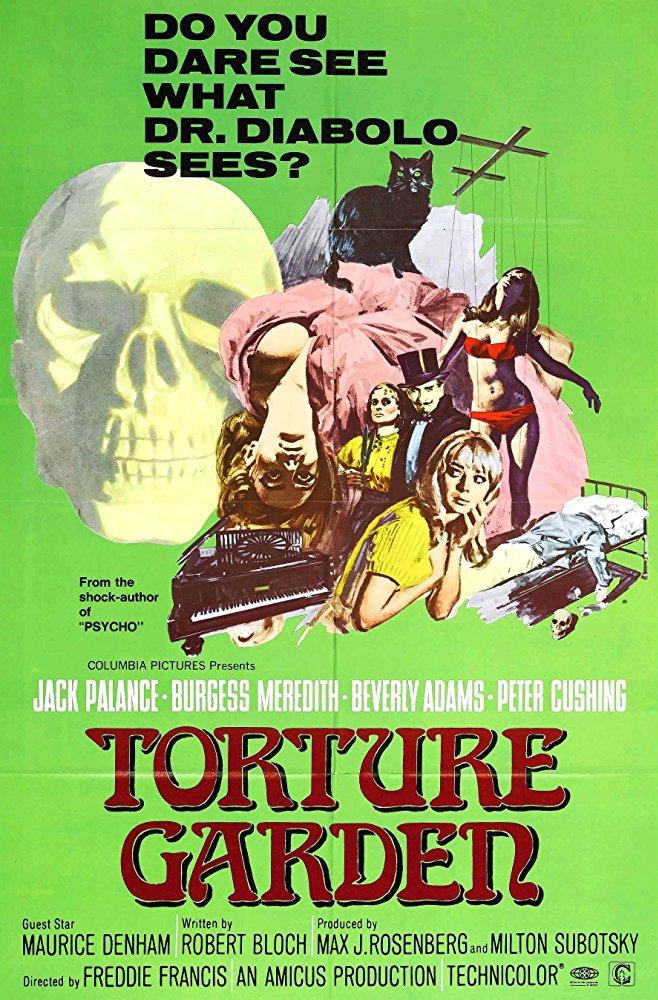 Torture Garden 1967 REMASTERED BDRip x264-SPOOKS