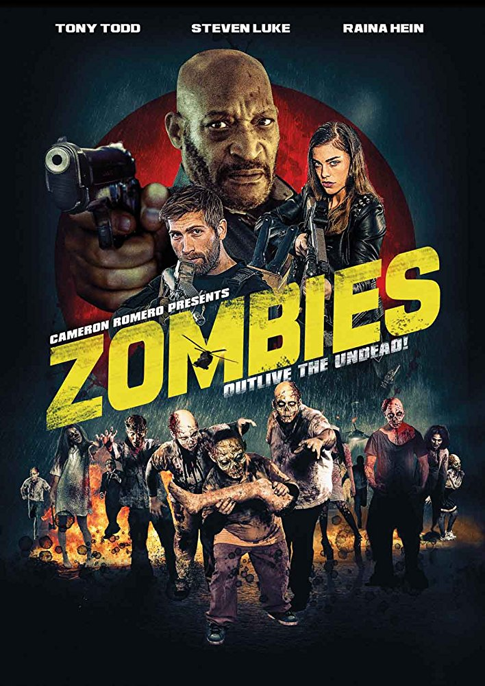 Zombies 2017 HDRip AC3 x264-CMRG