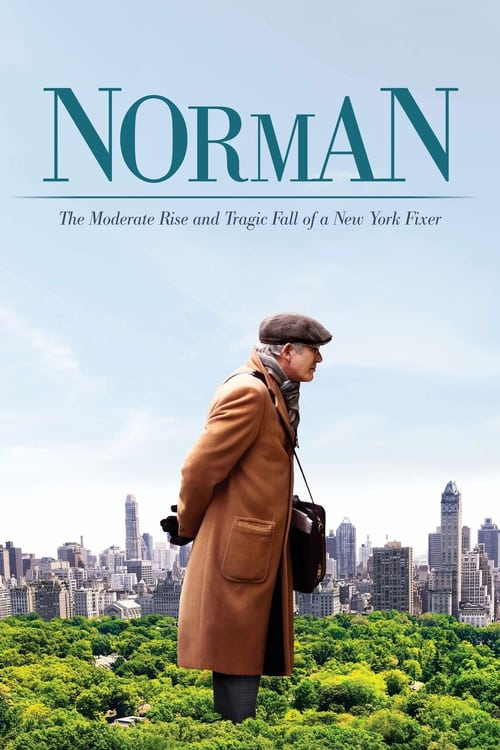 Norman The Moderate Rise And Tragic Fall Of A New York Fixer 2016 PL PAL DVDR-BFHDVD
