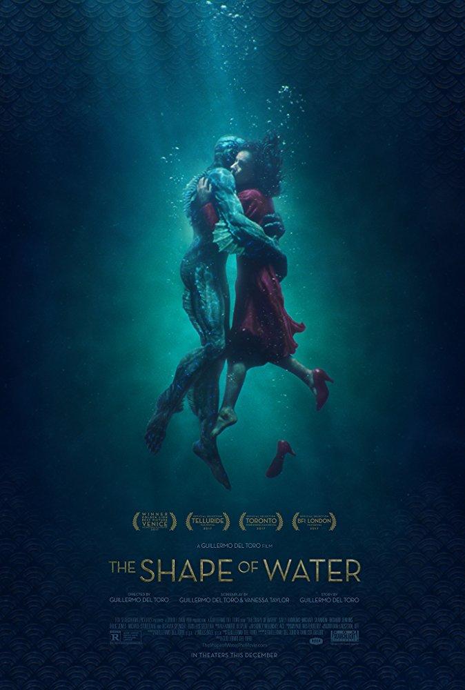 The Shape of Water 2017 720p X264 AC3-EVO
