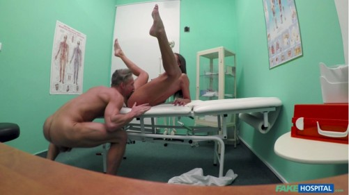 25809723c9382cbbfcf129c0d358daa02b95bc7a - FakeHospital Cassie Del Isla Dirty Doc Stretches Fit Babes Pussy