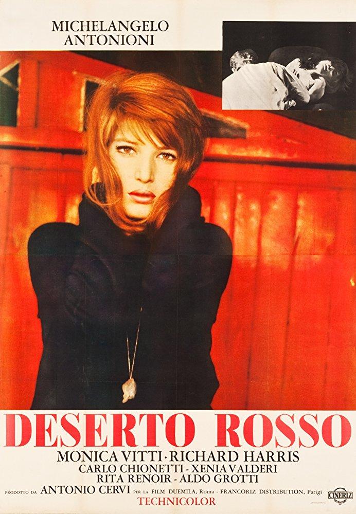 Red Desert 1964 ITALIAN BRRip XviD MP3-VXT