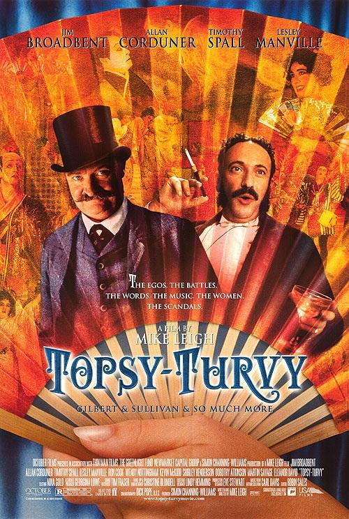 Topsy Turvy 1999 BRRip XviD MP3-XVID