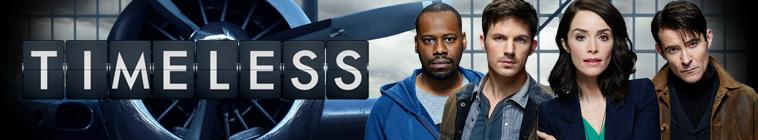 Timeless S02E01 720p HDTV x264-KILLERS