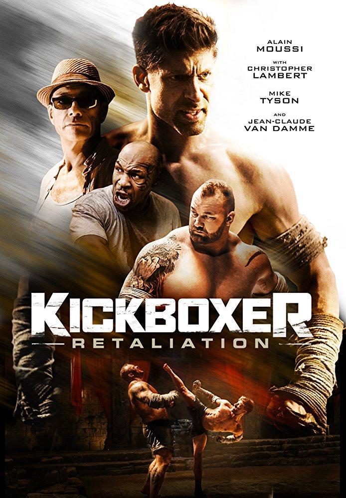 Kickboxer Retaliation 2018 BRRip XviD MP3-XVID