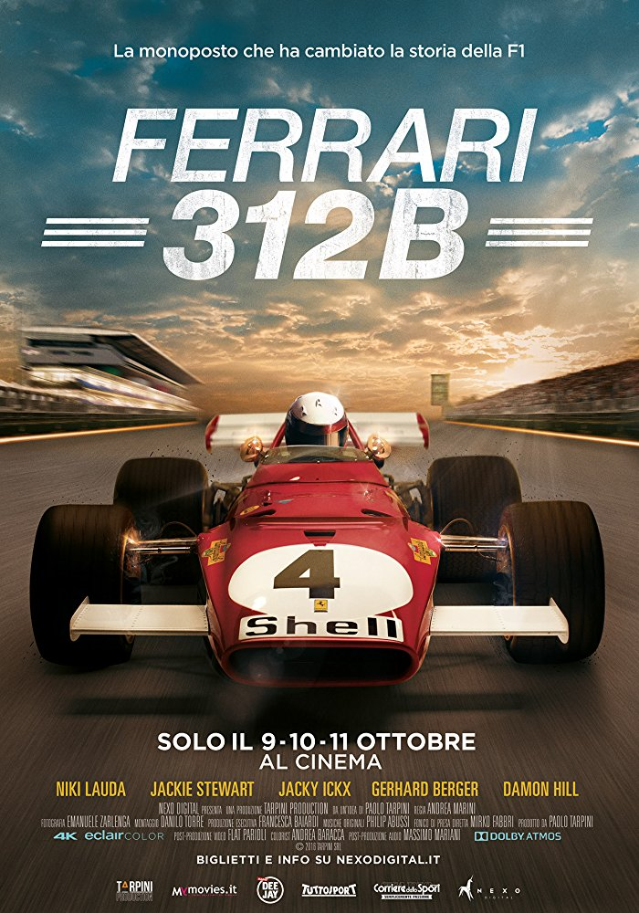Ferrari 312B Where the Revolution Begins 2017 BRRip XviD MP3-XVID