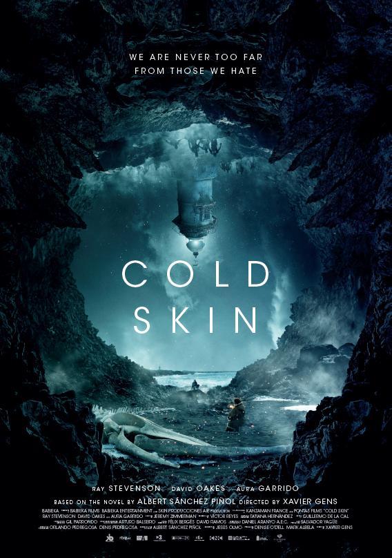 Cold Skin 2017 720p BRRip x264 AC3-DiVERSiTY
