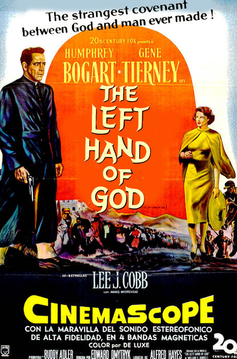 The Left Hand of God (1955) [BluRay] [720p] YIFY