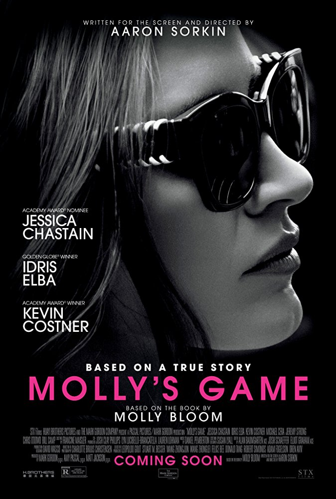 Mollys Game 2017 1080p WEB-DL 6CH MkvCage