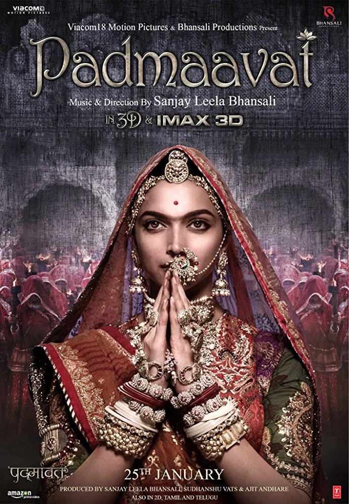 Padmaavat 2018 720p WEB-DL MkvCage