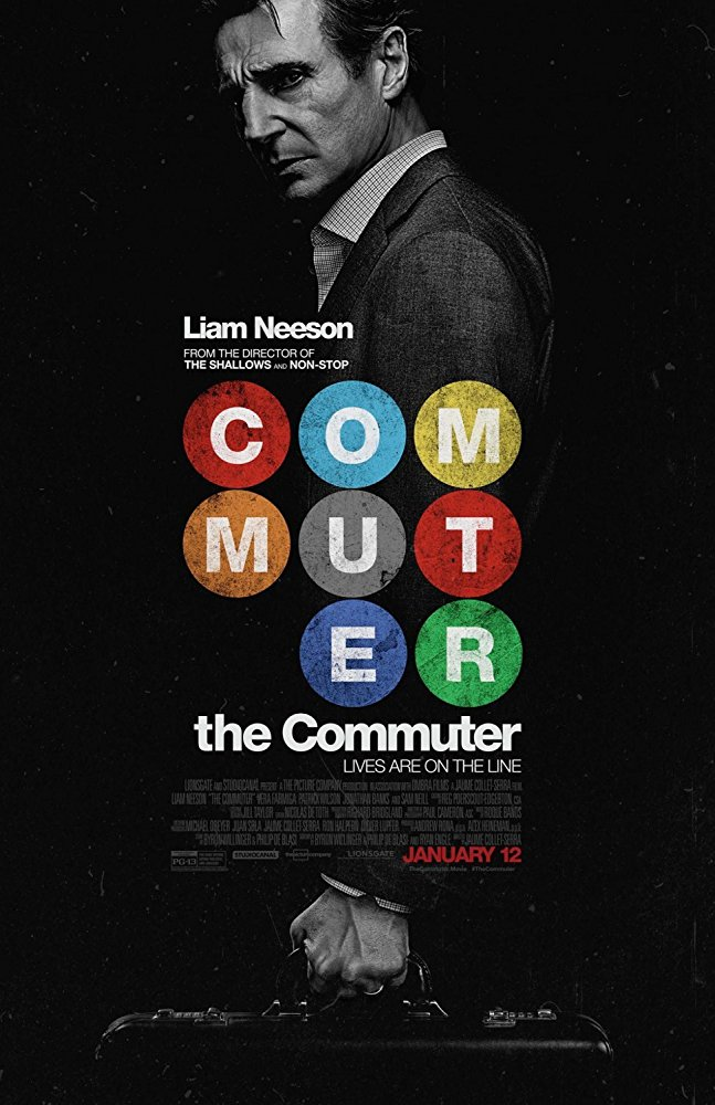The Commuter 2018 1080p HDRip x264 AC3-Manning