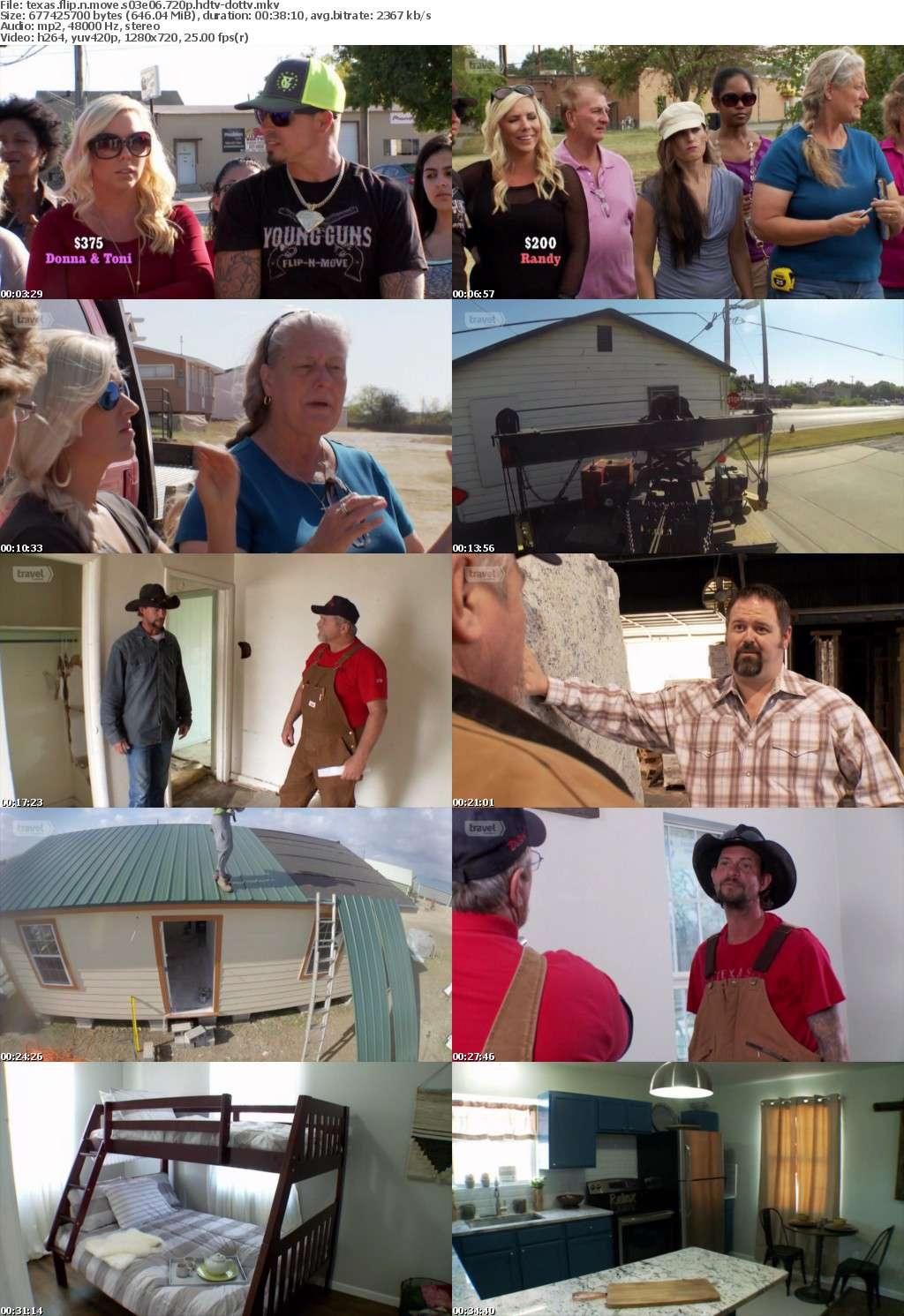Texas Flip N Move S03E06 720p HDTV x264-dotTV