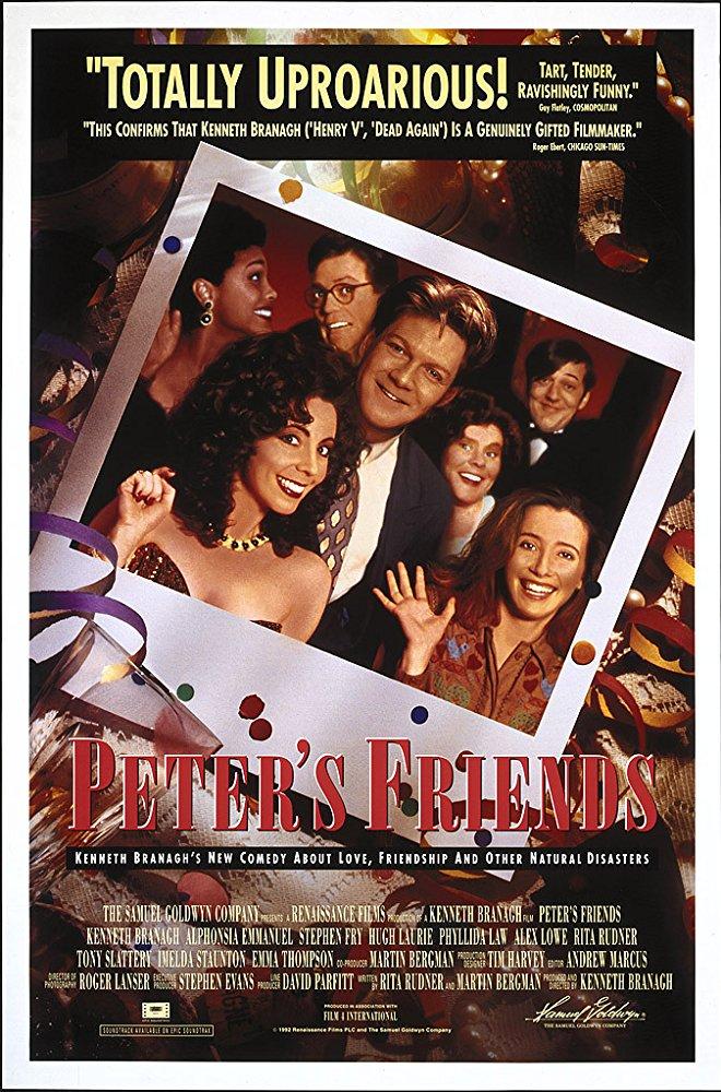 Peters Friends 1992 BRRip XviD MP3-XVID