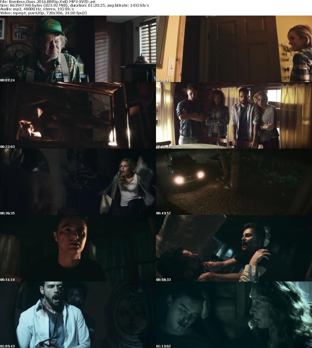 Bornless Ones 2016 BRRip XviD MP3-XVID