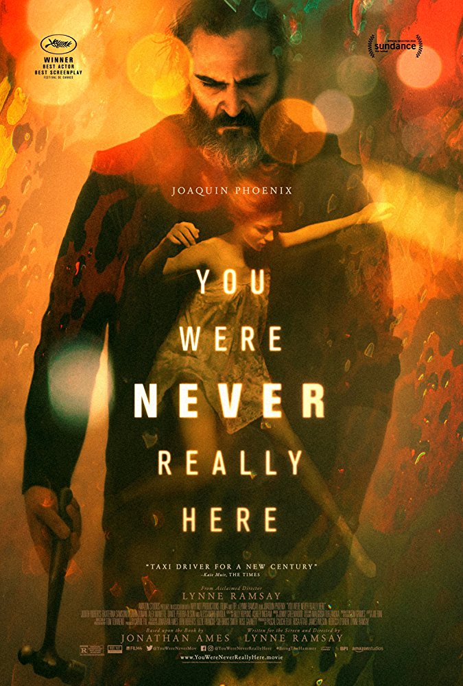 You Were Never Really 2018 HDRip XviD AC3-EVO[EtMovies]