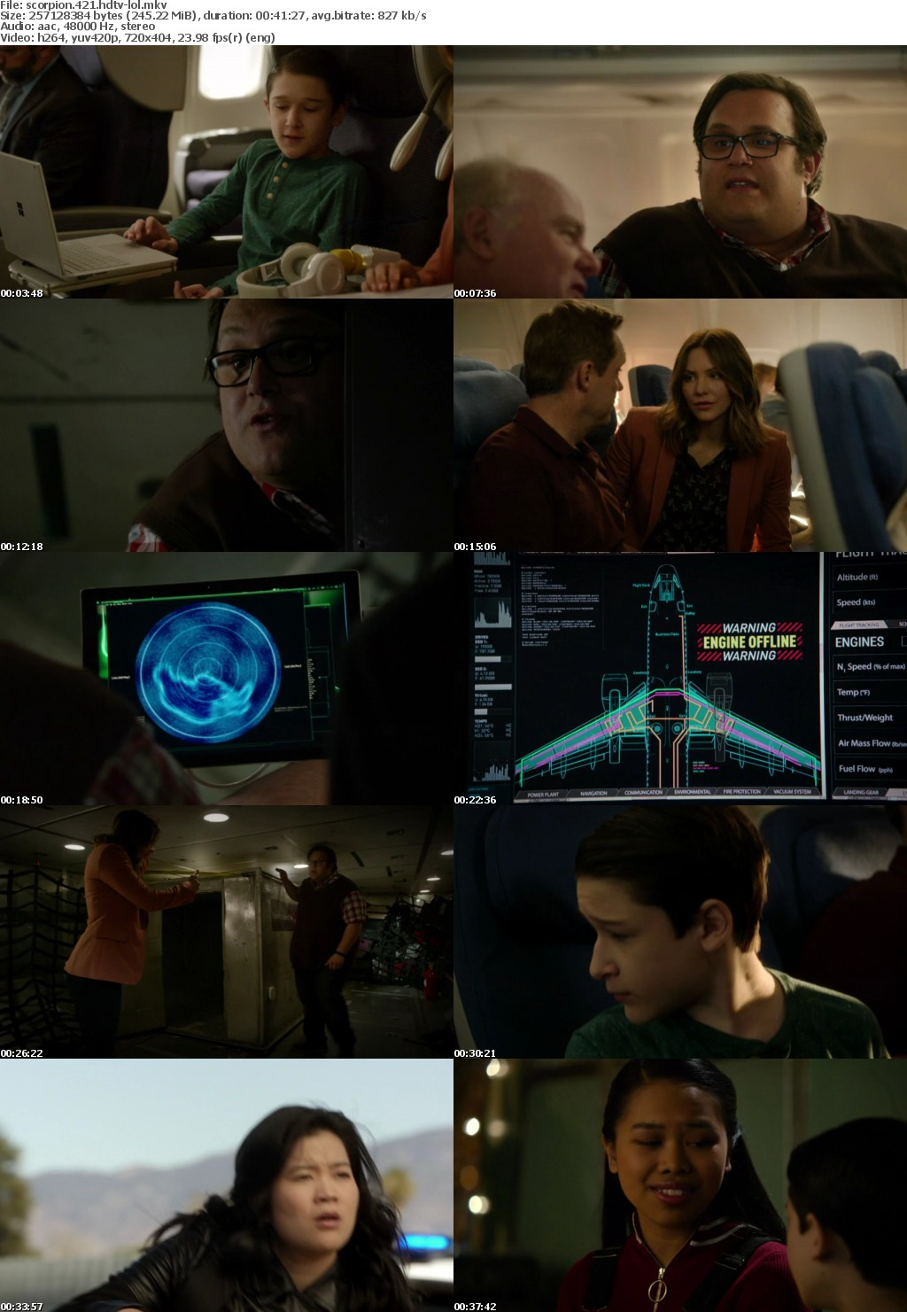 Scorpion S04E21 HDTV x264-LOL