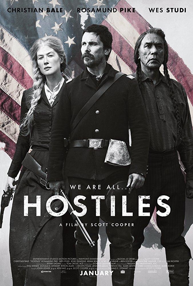 Hostiles 2017 HDRip XviD AC3-EVO