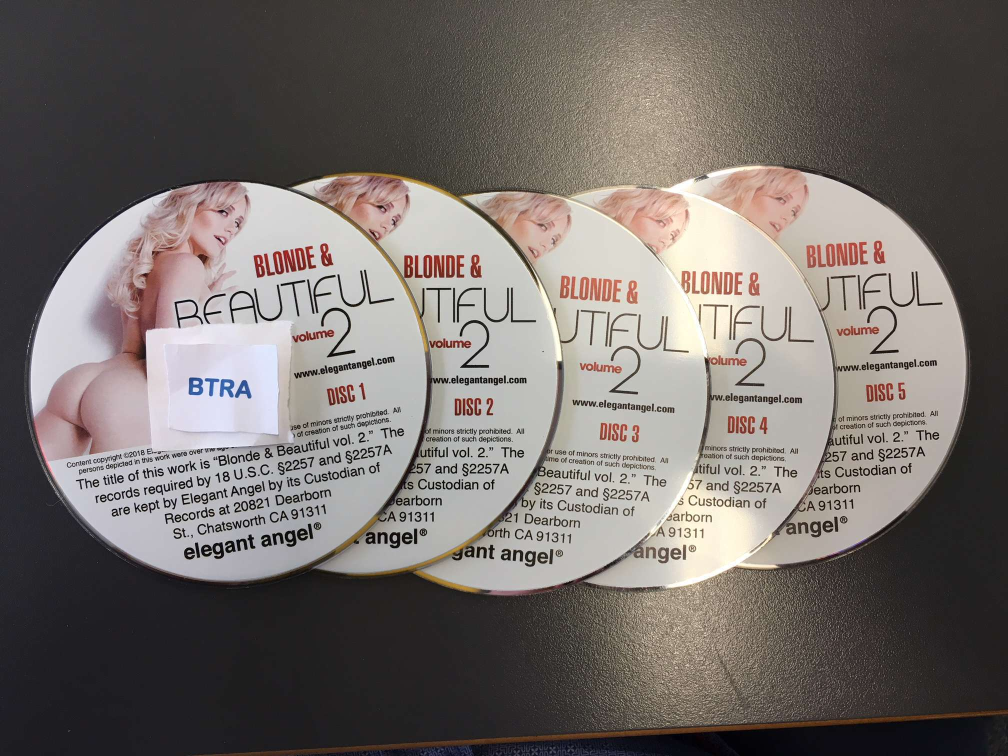 Blond And Beautiful 2 DiSC1 XXX DVDRip x264-BTRA