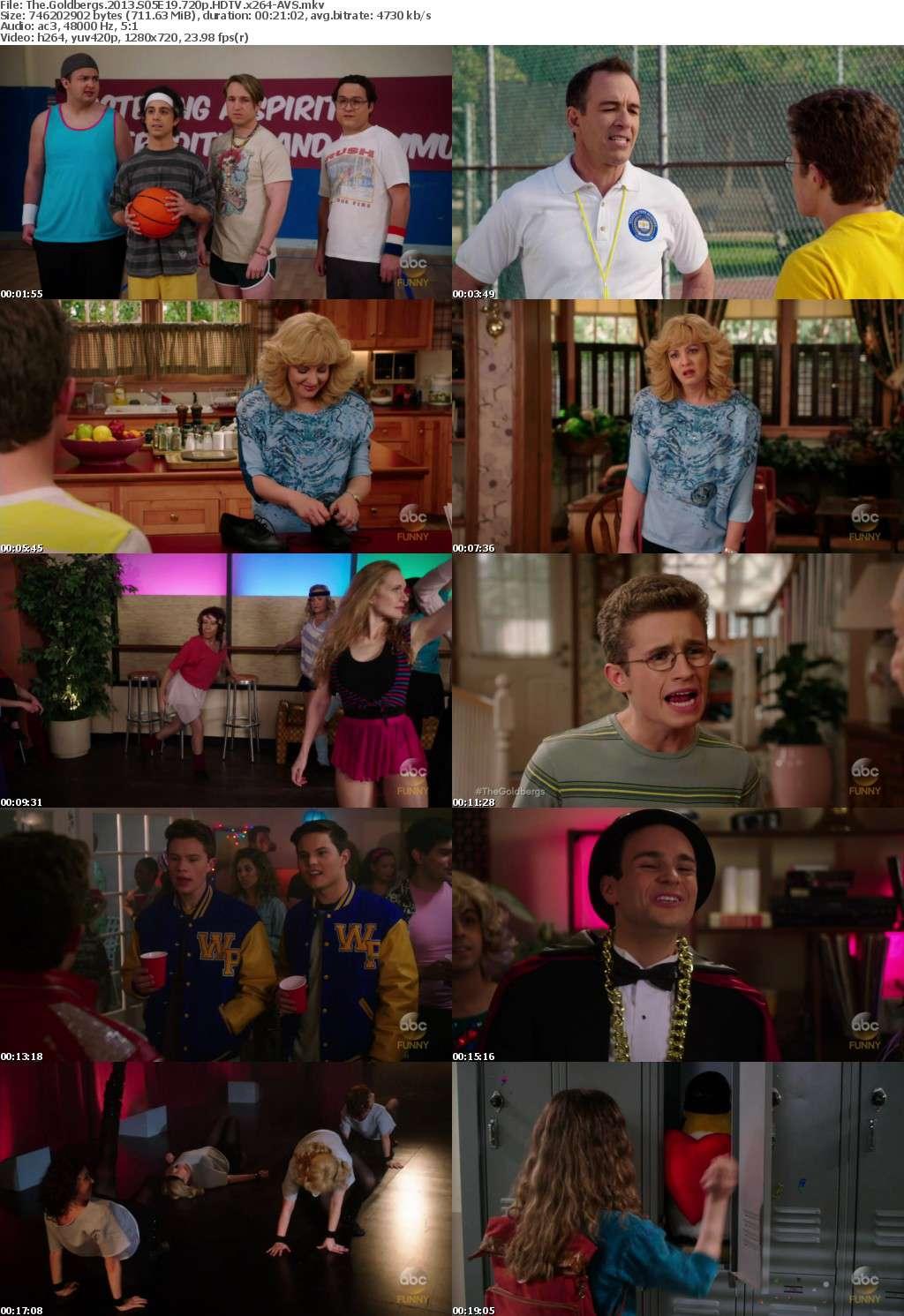 The Goldbergs 2013 S05E19 720p HDTV x264-AVS