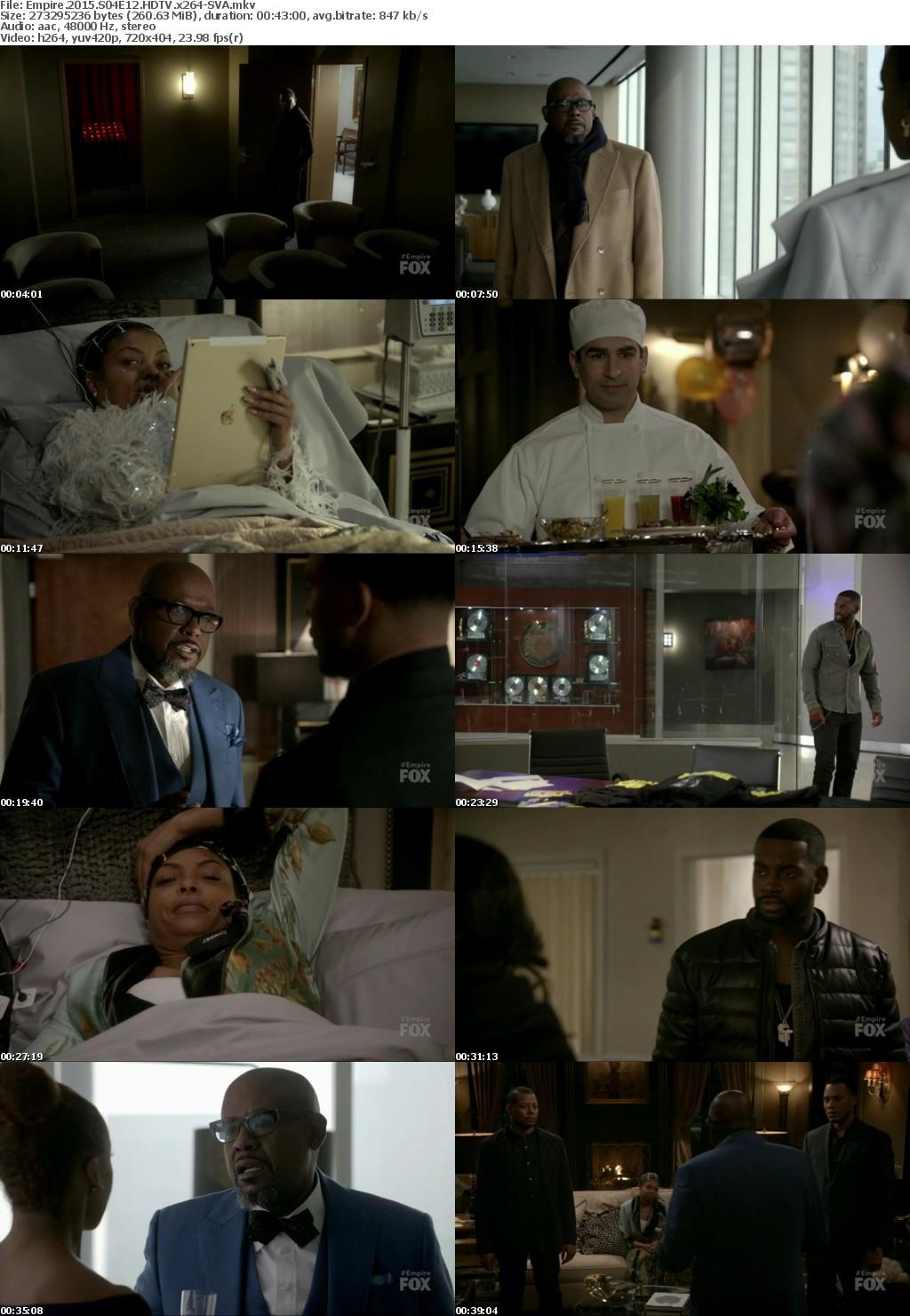 Empire 2015 S04E12 HDTV x264-SVA