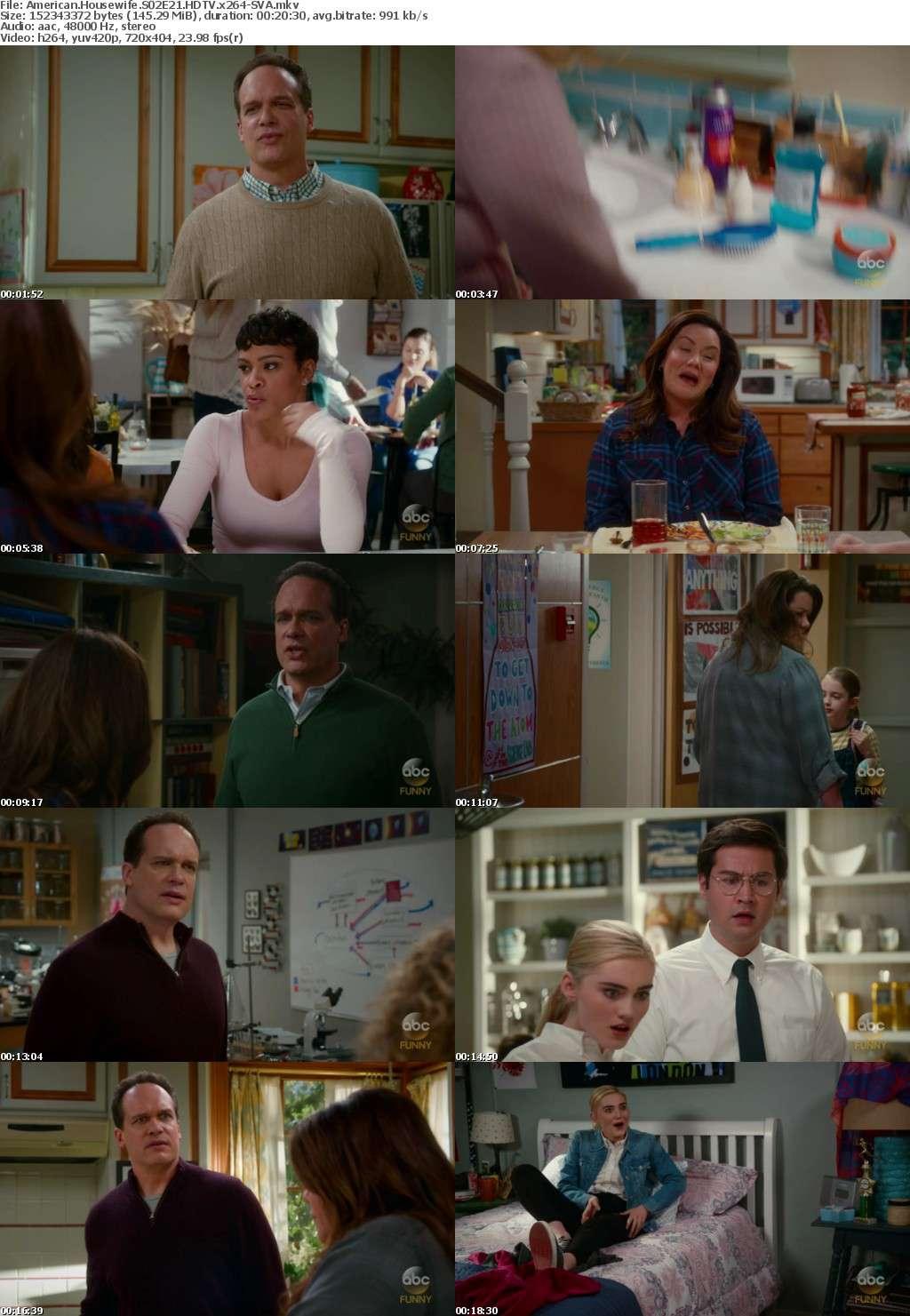 American Housewife S02E21 HDTV x264-SVA