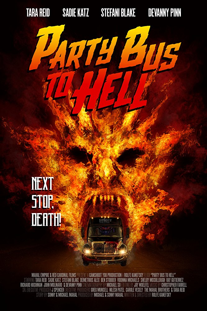 Party Bus To Hell 2017 HDRip x264 AC3-Manning