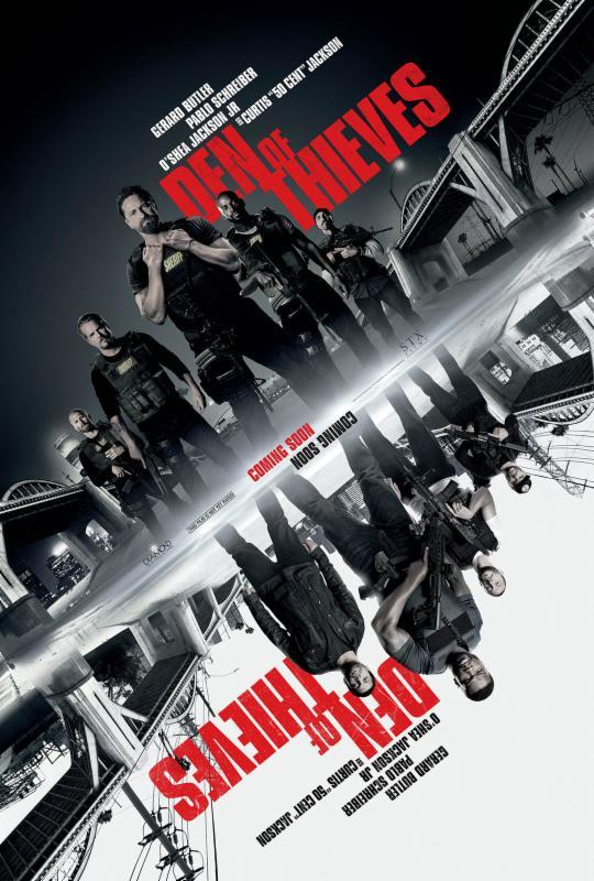 Den of Thieves 2018 UNRATED 720p BRRip 1 05 GB - iExTV