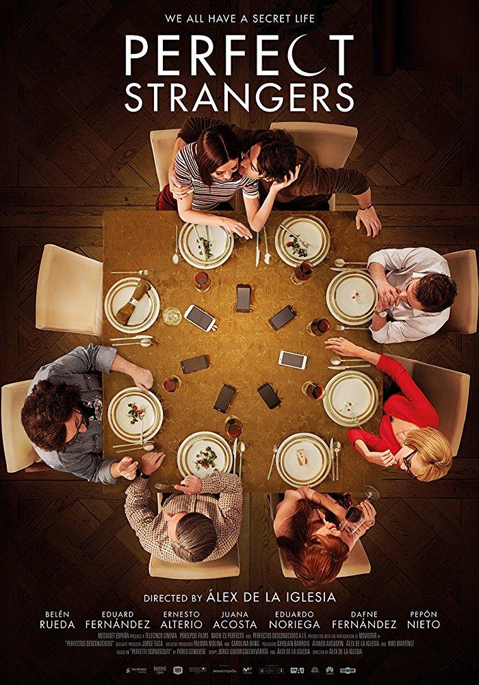 Perfect Strangers 2017 720p BRRip 950MB MkvCage
