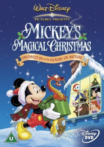 Mickeys Magical Christmas Snowed in at the House of Mouse 2001 1080p AMZN WEBRip DDP5 1 x265-SiGMA