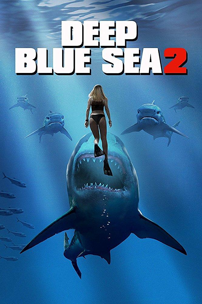 Deep Blue Sea 2 2018 BRRip XviD AC3-EVO[TGx]