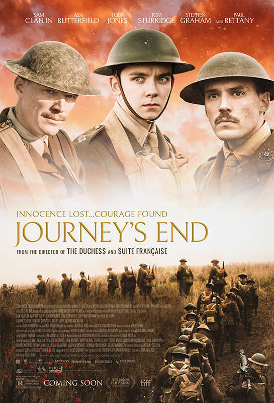 Journeys End 2018 HDRip XviD AC3-EVO
