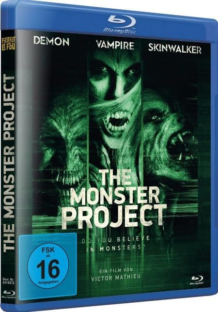 The Monster Project 2017 BDRip XviD AC3-EVO